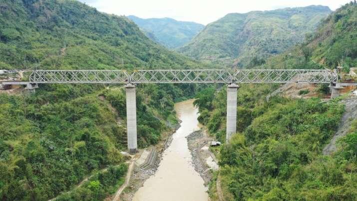 India Tv - Manipur, BG Line, Indian Railways