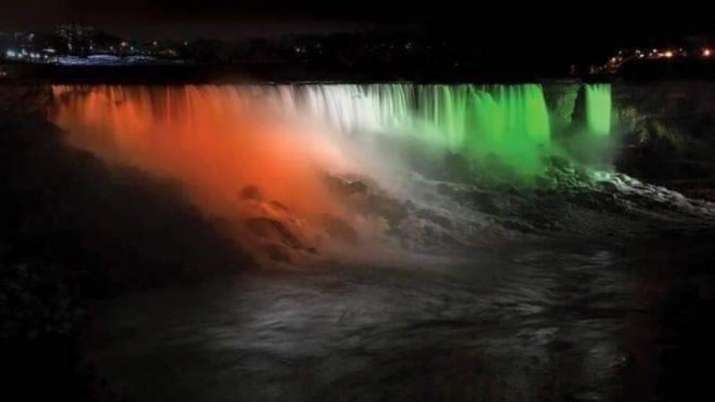 Jai Hind! Indian flag to be hoisted at Canada's Niagara Falls on 74th Independence Day