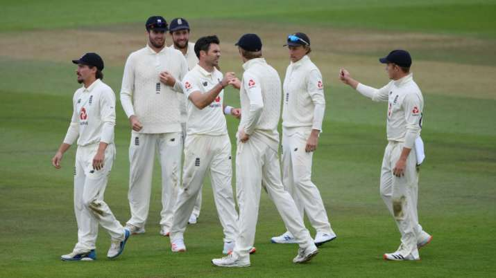 Highlights Eng Vs Pak Anderson S Quest For 600th Wicket Continues As Gritty Pakistan Look To Save Test Cricket News India Tv