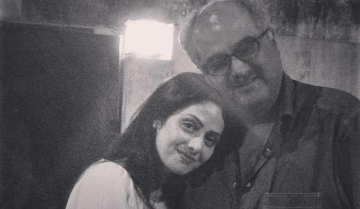 Boney Kapoor remembers his 'jaan' Sridevi on her 57th birth anniversary: