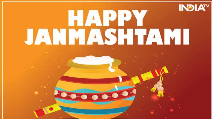 India Tv - Happy Janmashtami 2020