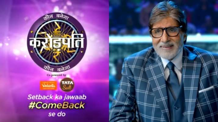KBC 12 Promo Out: Amitabh Bachchan emphasizes on turning 'setbacks' into 'comebacks.' Watch video | Tv News – India TV