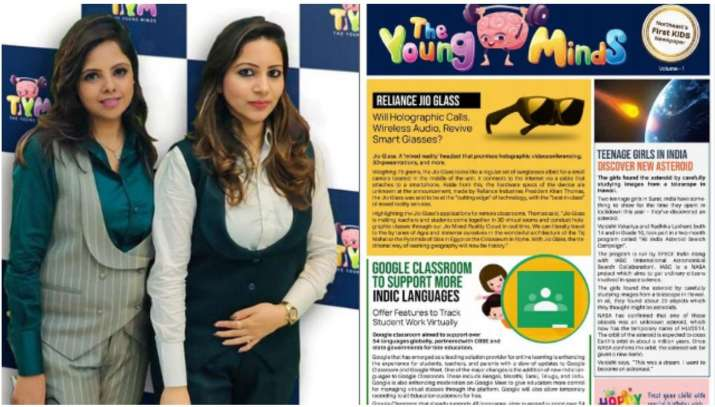 First newspaper for kids 'The Young Minds' launched in Assam
