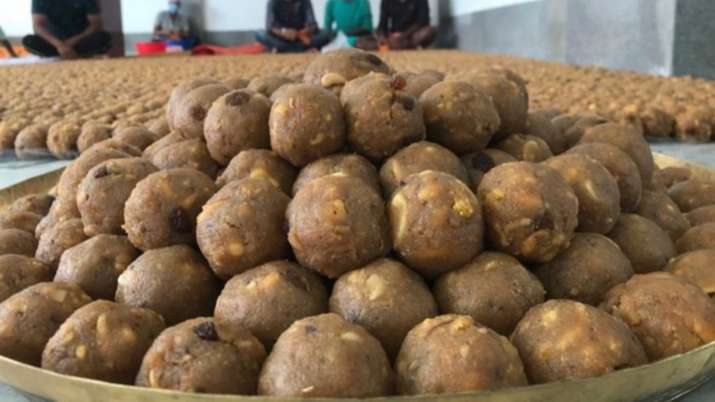 1.25 lakh 'Raghupati laddoos' to be distributed today on Ram temple 'bhoomi pujan'