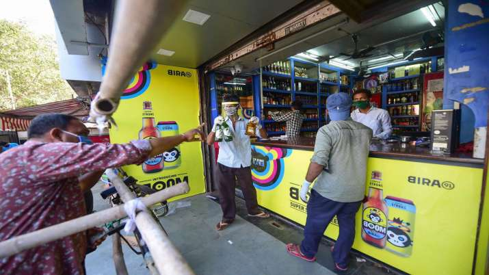 Liquor shops to be opened in Chennai from tomorrow