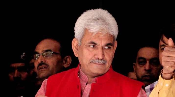 Manoj Sinha to be new Lieutenant Governor of Jammu and Kashmir
