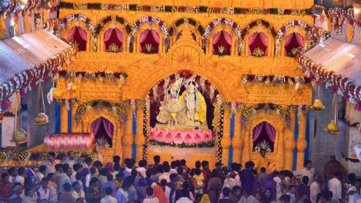Sri Krishna Janmabhoomi Trust/FILE