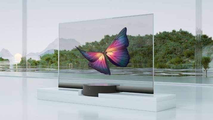 xiaomi, xiaomi smart tv, smart tv, Mi TV LUX OLED Transparent Edition, Mi TV LUX OLED Transparent Ed