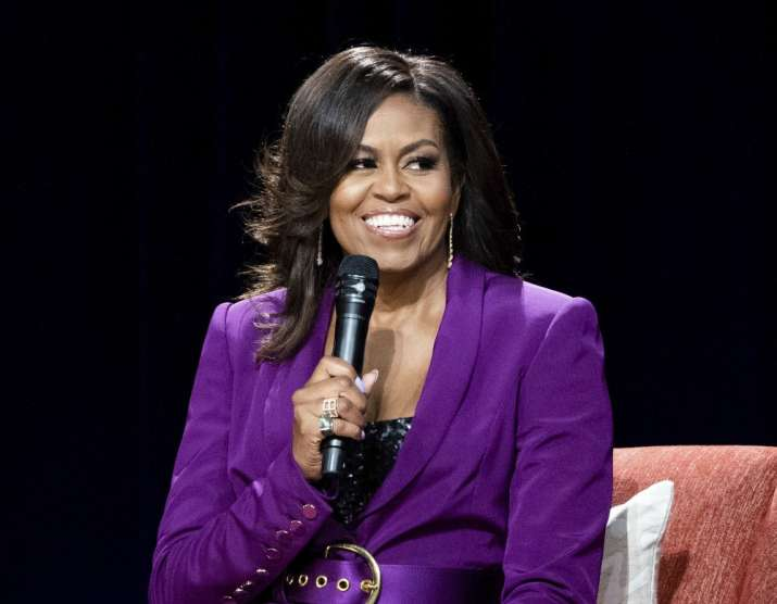 Michelle Obama suffering from 'low-grade depression' due to racial inequality, coronavirus