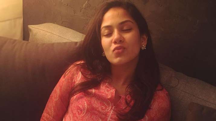 Mira Rajput shares adorable throwback picture from her pregnancy days but her caption catches attent