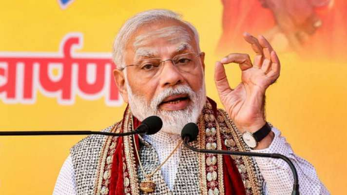 PM Modi congratulates those who cleared civil services exam, offers encouragement to those who didn'