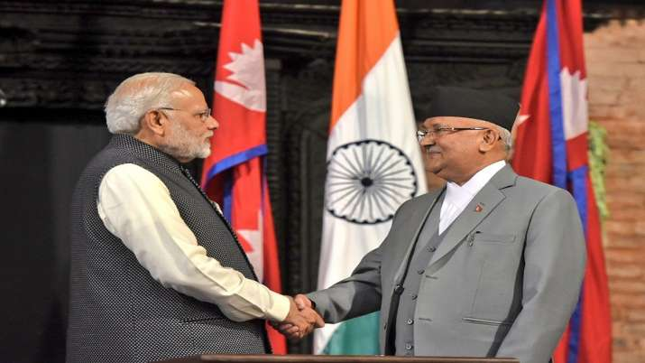 PM Modi, Narendra Modi, Modi, KP Sharma Oli, Nepal