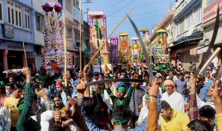 UP govt allows 'tazias', 'majlis' during Muharram with restrictions