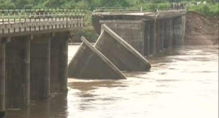 Nagpur bridge collapse