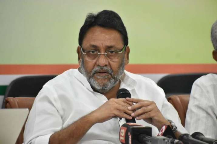 Nawab Malik denies reports of 12 NCP MLAs joining BJP