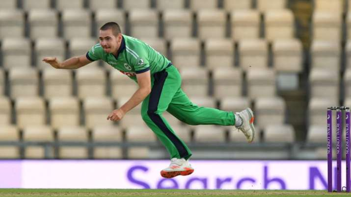Ireland pacer Josh Little