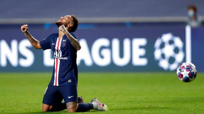 Bayern Munich Vs Psg Neymar Gets His Shot At Glory In Champions League Final Football News India Tv