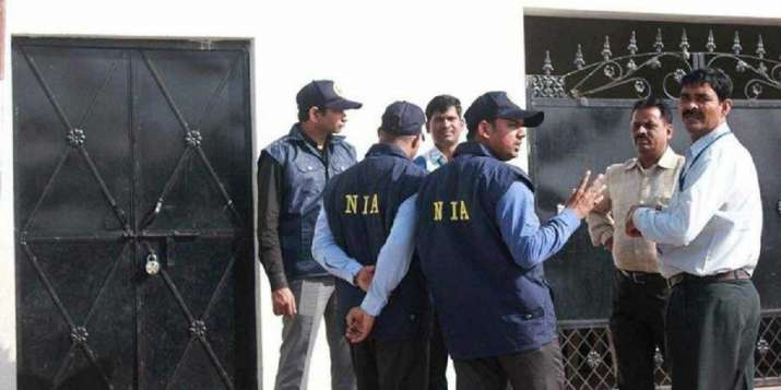 ISI agent arrested
