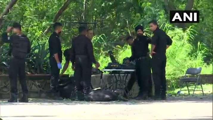 Delhi ISIS operative dhaula kuan, isis operative dhaula kuan arrested, isis terrorist, isis delhi po