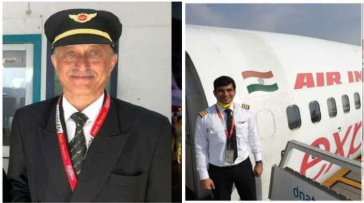 Bodies of pilot, co-pilot handed over to family members