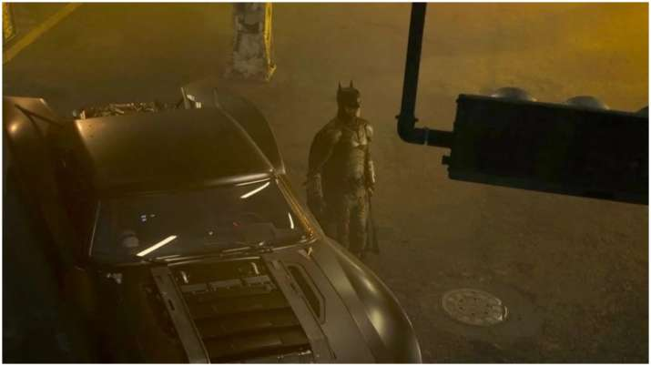 Batmobile will be the 'craziest' thing you've ever seen, says Jeffrey Wright