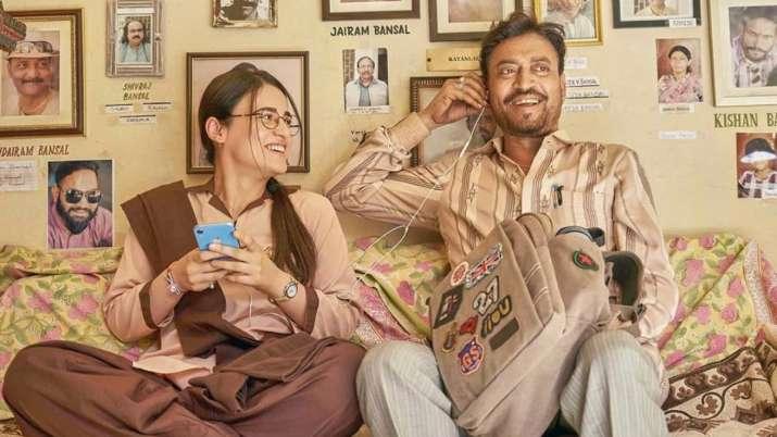 Radhika Madan remembers Irrfan Khan: I always addressed him as papa or dad