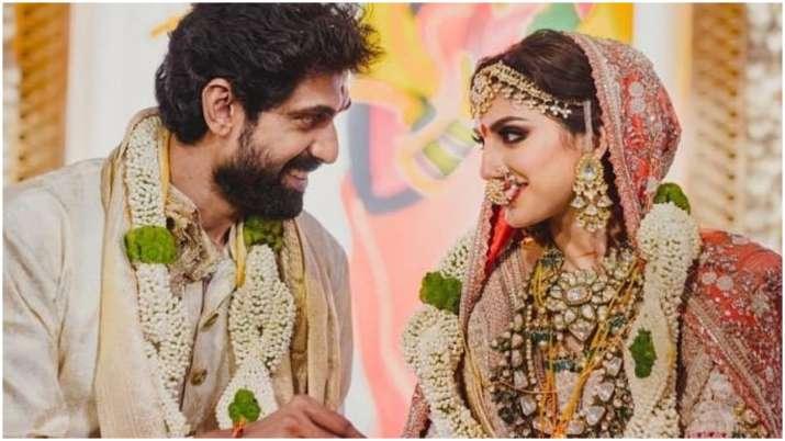 Rana Daggubati-Miheeka Bajaj wedding : Celebs pour in wishes for newlyweds