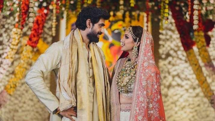 Miheeka Bajaj dedicates romantic post to husband Rana Daggubati