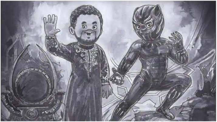 "Chadwick Boseman no more: Amul pays tribute to Black Panther star, fans say ""RIP"""