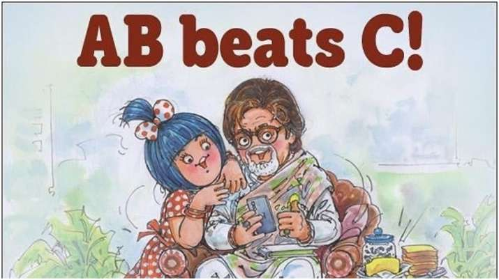 Amul's homecoming gift for Amitabh Bachchan as he wins fight against coronavirus