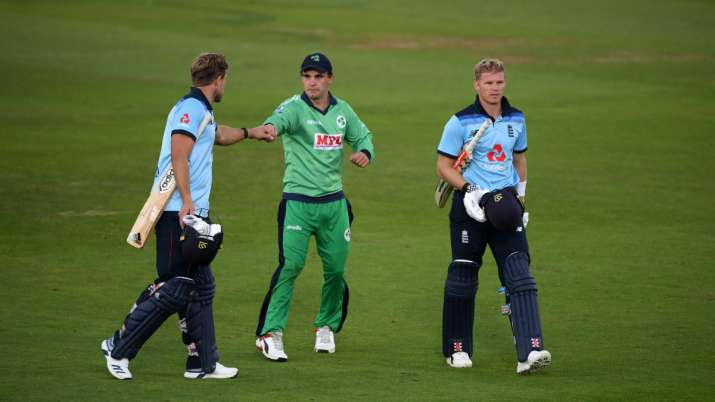 2nd ODI: England beat Ireland by 4 wickets to take unassailable 2-0 series lead