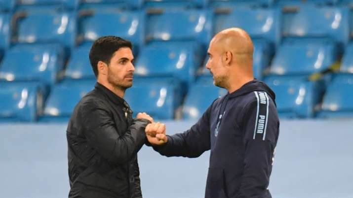 Mikel Arteta expresses gratitude towards Pep Guardiola after FA Cup win
