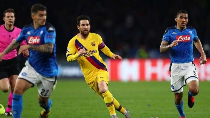 Barcelona vs Napoli Live Streaming Champions League in India: Watch Barca vs Napoli live football ma
