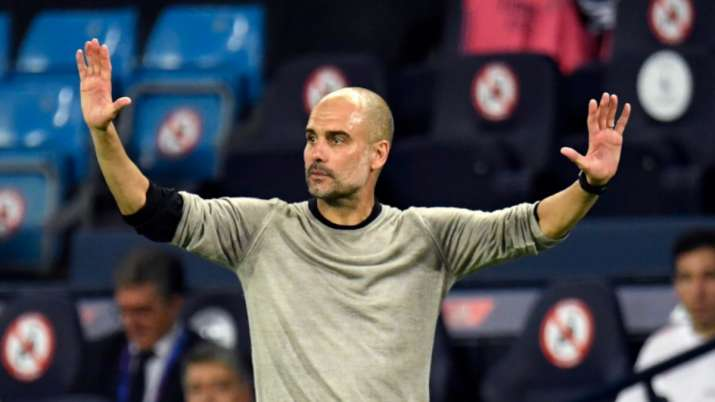 We are here to try and win the Champions League: Manchester City manager Pep Guardiola