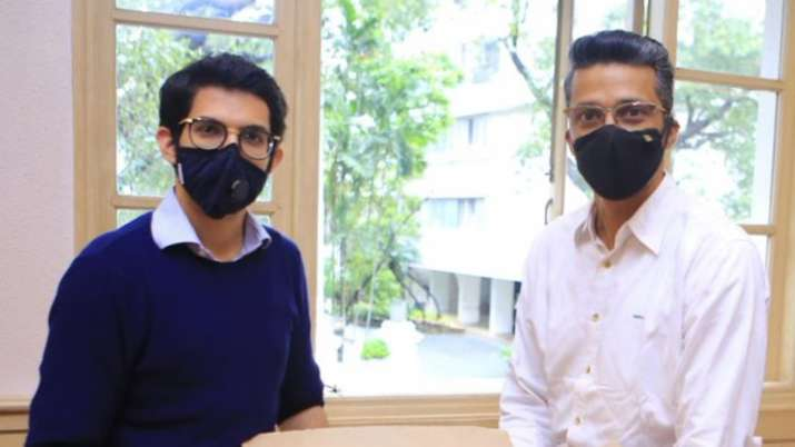Aaditya Thackeray pledges support to football coaches during Covid-19 pandemic