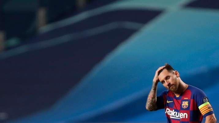 After a humiliating season, is Lionel Messi's Barcelona staring down annihilation?