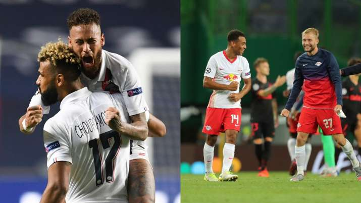 Psg Leipzig Seek Maiden Champions League Final Appearance Football News India Tv