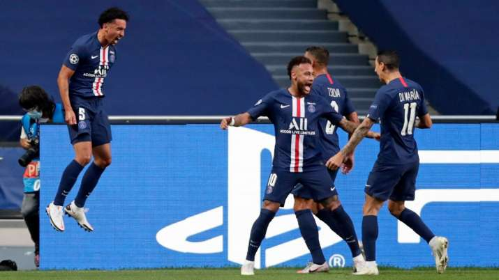 PSG beat Leipzig 3-0 to reach first Champions League final