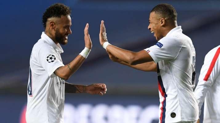 Neymar destined to be world's best, says Kylian Mbappe