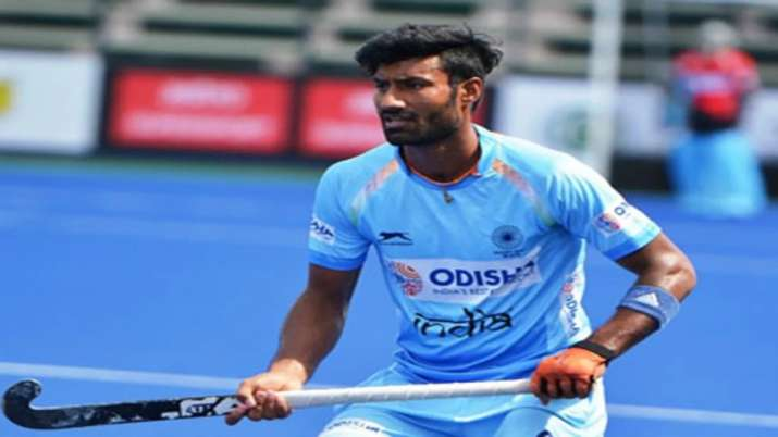 India hockey player Surender readmitted to hospital after developing swelling on left arm