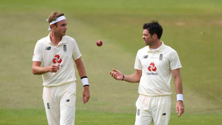 James Anderson or Stuart Broad may have to be dropped for India Tests: Monty Panesar