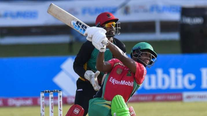 CPL 2020: Nicholas Pooran's ton powers Guyana to 7-wicket win over St. Kitts and Nevis