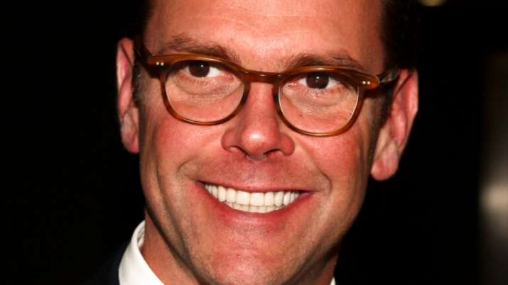 """In this April 19, 2017 file photo, James Murdoch attends the National Geographic 2017 """"Further Front"""