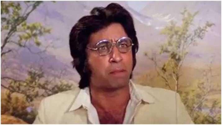 Shakti Kapoor reminisces 40 years of Qurbani