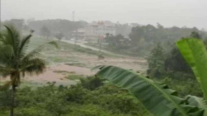 Rain batters several parts of Karnataka, flood situation looms large