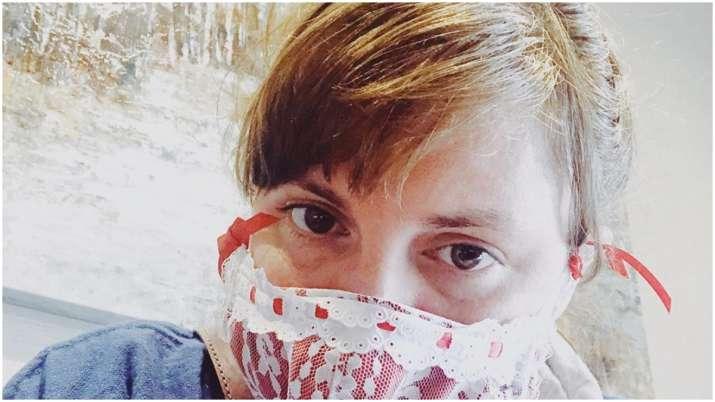 Lena Dunham shares her intense COVID-19 story