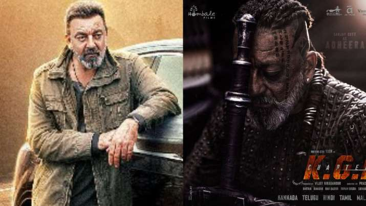 Shamshera to KGF Chapter 2: Sanjay Dutt's upcoming films and their status