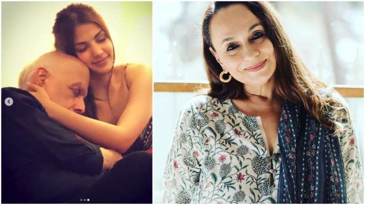 Soni Razdan, Pooja Bhatt trolled for defending Mahesh Bhatt over viral WhatsApp chats with Rhea Chak