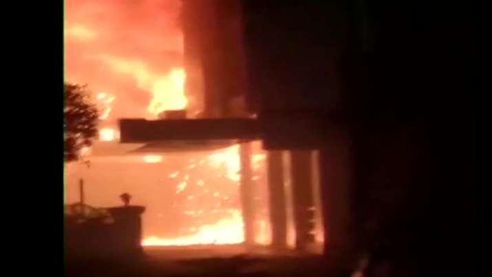 PM Modi, Amit Shah condoles loss of lives in fire incident at COVID facility in Vijaywada
