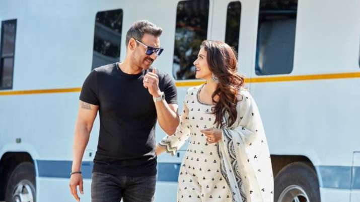When Ajay Devgn did not tell Kajol about kissing scene in Shivaay